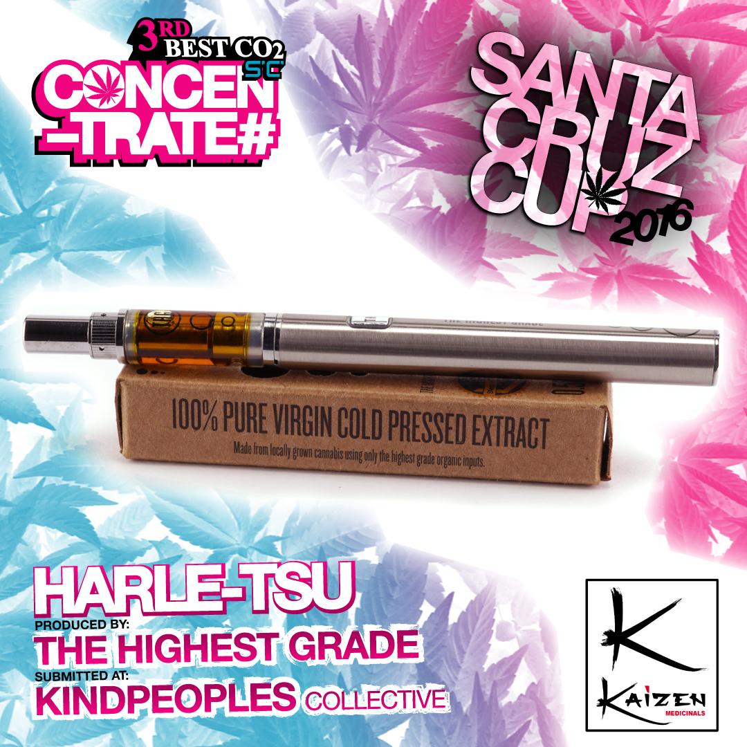 the highest grade kindpeoples collective harle-tsu