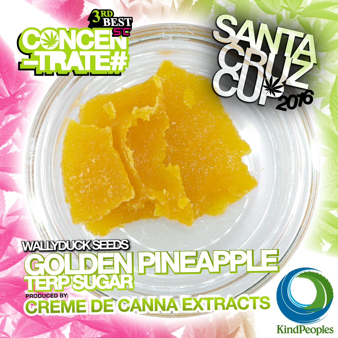 creme de canna extracts golden pineapple