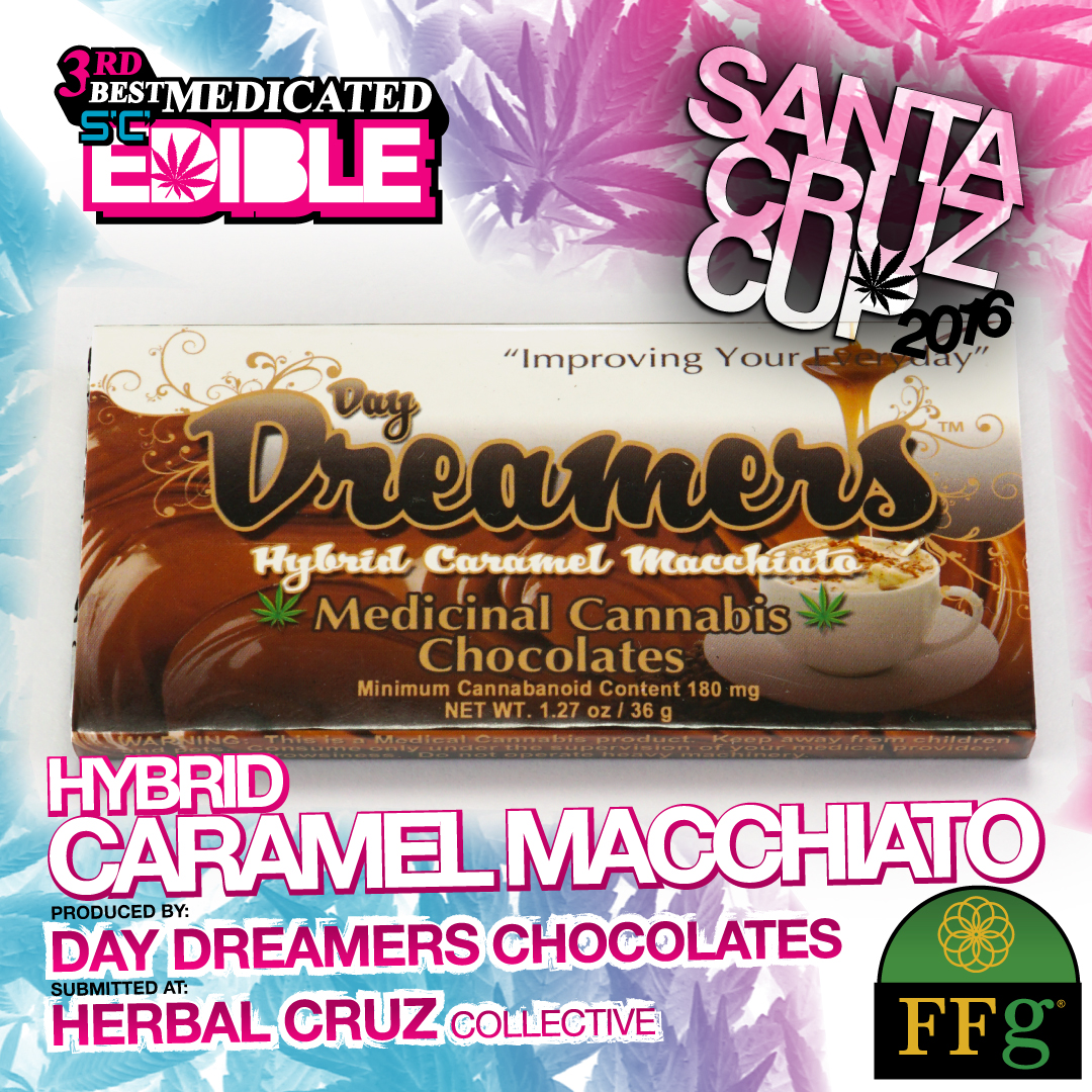 day dreamers caramel macchiato chocolate