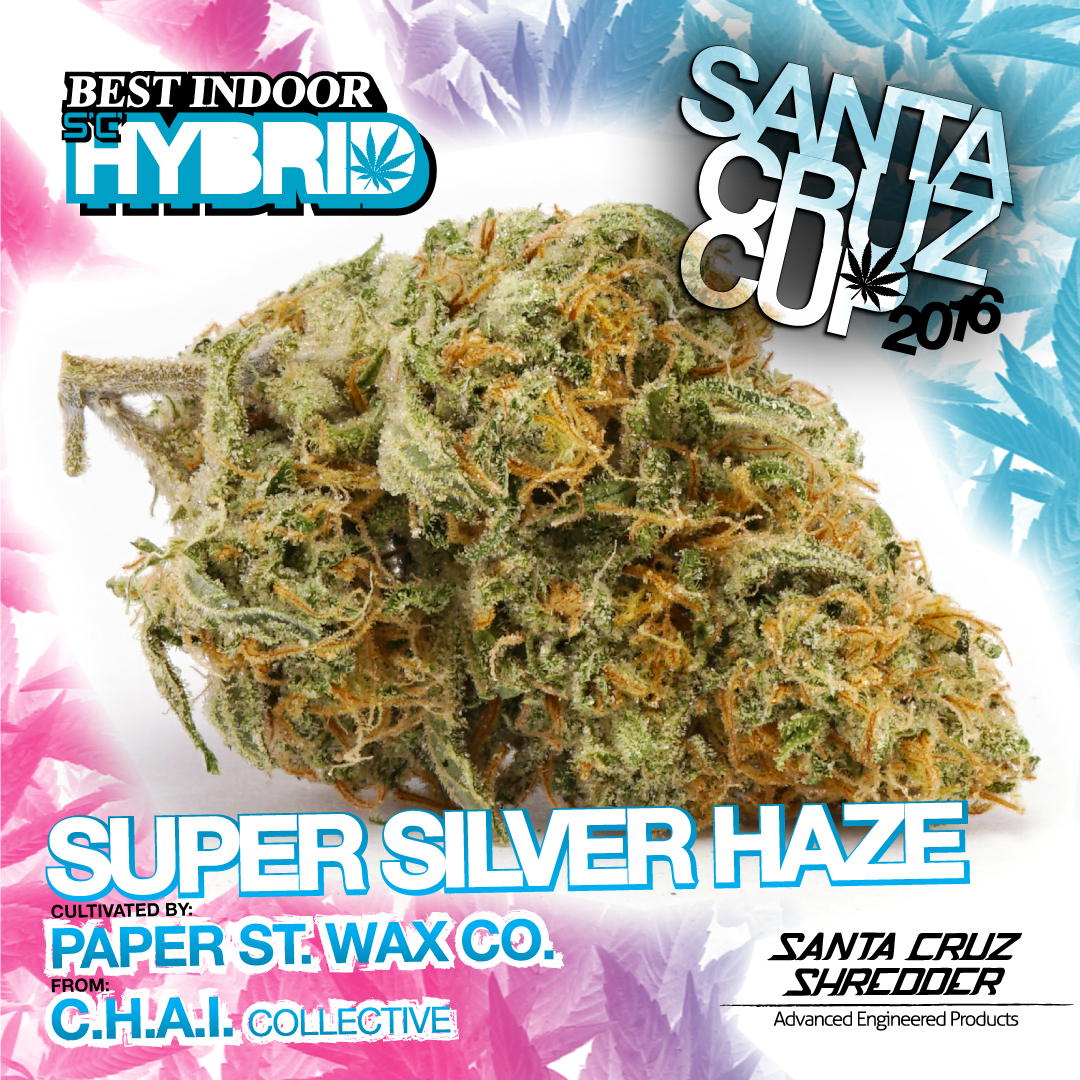 CHAI Collective Super silver haze
