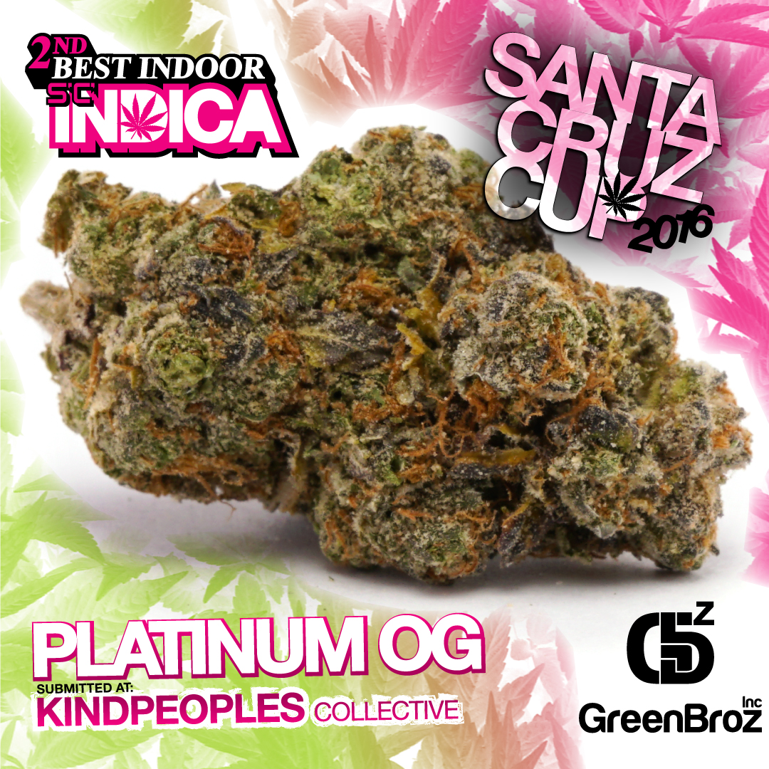 Platinum OG KindPeoples Best indica