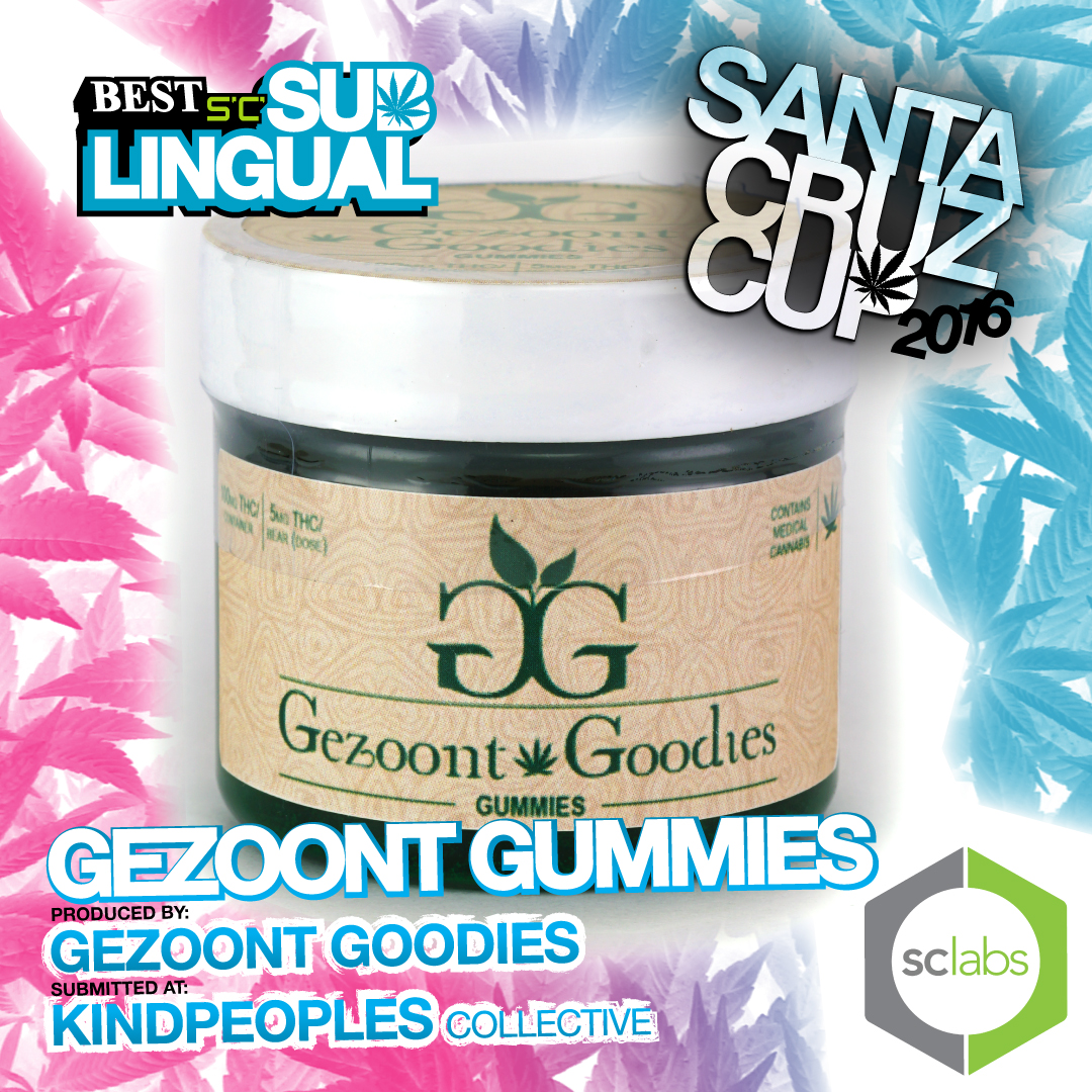 Gezoont Goodies Gezoont Gummies best sublingual