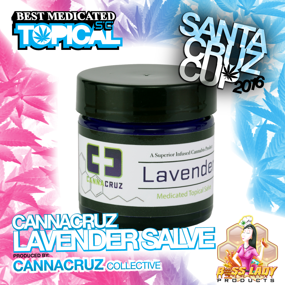 boss lady products canna cruz salve